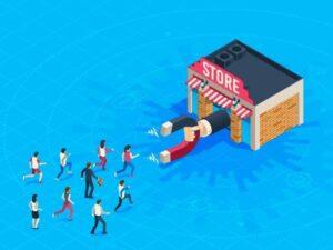 Logiciel commande livraison en ligne