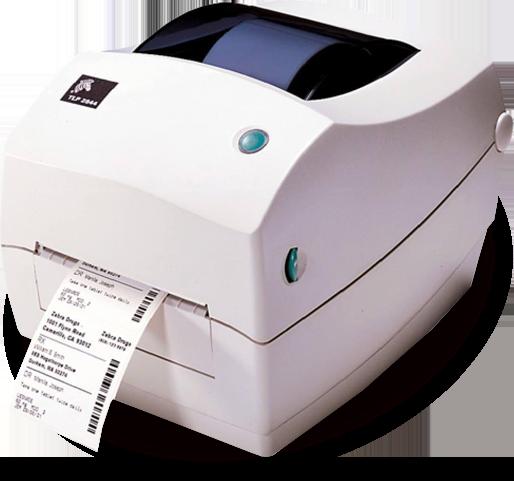 optimisation de production imprimante etiquette zebra